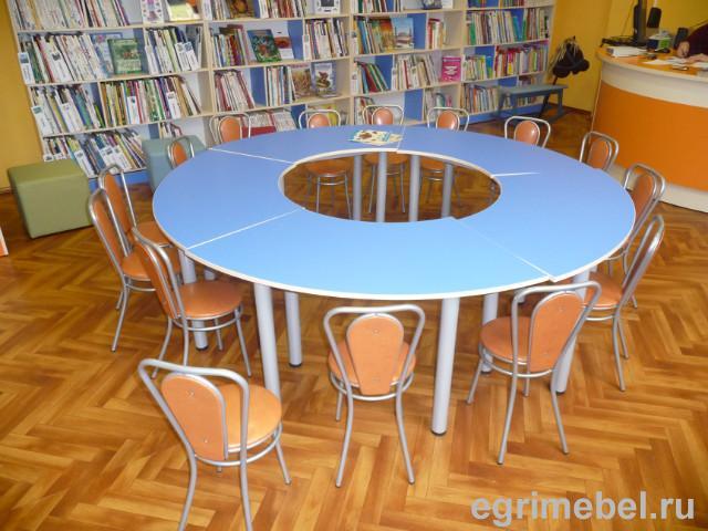 """Столы читательские библиотечная мебель каталог товаров ооо """"."""